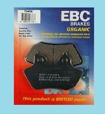 EBC FA434 Pastillas de freno trasero para adaptarse a HARLEY DAVIDSON FLSTF/FLSTFI Fat Boy 2007