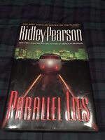 Ridley Pearson Parallel Lies signed by the author - first edition