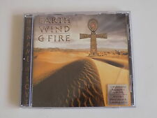 "CD EARTH WIND & FIRE ""IN THE NAME OF LOVE""  1997 EAGLE REC."
