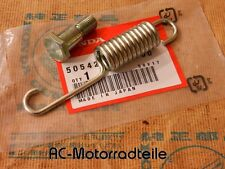 HONDA CX FT 500 650 Ressort Boulon béquille latérale Set Spring Screw Side Stand Set