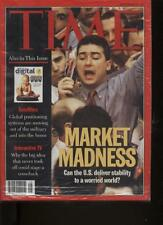 TIME INTERNATIONAL MAGAZINE - November 10, 1997