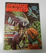 1977 SPACE WARS Magazine #2 FVF 7.0 Star Trek LOGAN'S RUN Comix Edition