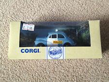 "CORGI 96744 Morris Minor Saloon""Police"""
