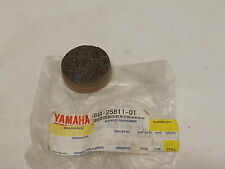 NOS YAMAHA 84X-25811-01-00 BRAKE CALIPER PAD 2  EX570 VT480 CS340 VK540