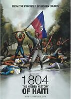 1804: The Hidden History of Haiti DVD -Tariq Nasheed: Hidden Colors