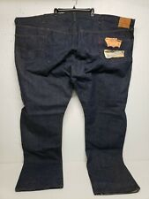 Vintage NWT Levis 501 shrink to fit Denim Jeans 76 x 45 Promo display SELVAGE
