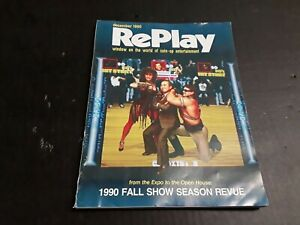 Replay Monthly December 1990