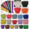 10pcs Nylon Coil Zippers Tailor Sewer Craft (6-24inch) Crafter's &FGDQRS