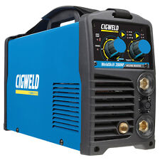 Cigweld ARC/TIG INVERTER WELDER WITH LEADSET W1008200 200A 240V*Australian Brand