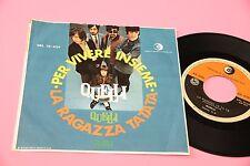 """I QUELLI 7"""" LA RAGAZZA TA TA TA ORIGINALE 1967"""