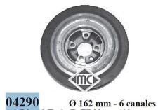 Poulie damper 04290 GALAXY AUDI 80 A6 CABRIOLET VW TRANSPORTER POLO Metalcaucho