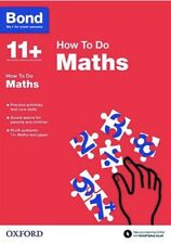Bond 11+: Maths: How to Do by Elisabeth Heesom, Bond (Paperback, 2015)