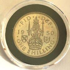 More details for 1950 george vi scottish proof shilling