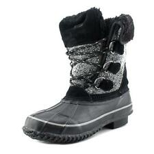 Botas de mujer Khombu color principal negro de lona