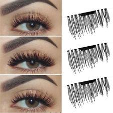 8PCS/Set  Magnetic False Eyelashes Long Invisible Lashes Beauty Lashes