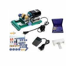 Drilling Machine Mini Lathe Beads Machine Polish Wood Working DIY Tools Driller