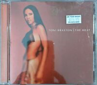 Toni Braxton The Heat CD