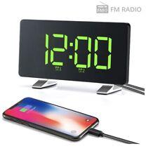 Alarm Clocks �2020 New Version】 for Bedrooms
