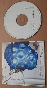 FRANCO BATTIATO GIALLO TAXI RARO CD PROMO 2 TRACK 2000 MONTABO DIGIPACK