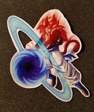 Dragon Ball GT Sticker Super Saiyan 4 Gogeta SSJ4