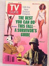 Tv Guide Magazine Miss America Platoon September 3-9 1988 021917RH