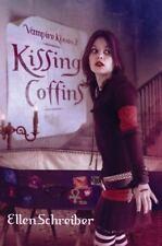Vampire Kisses #2 Kissing Coffins by Ellen Schreiber HC