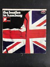 The Beatles In Hamburg Feat Tony Sheridan Vinyl LP Australia 1970's Karussell VG