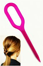 Styling Tool & Tress Pin Pink Ponytail Topsy Braid Pony Tail Fashion Hair