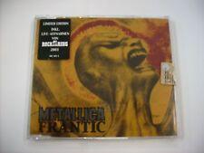METALLICA - FRANTIC - CD SINGLE LTD. EDITION - BRAND NEW 2003