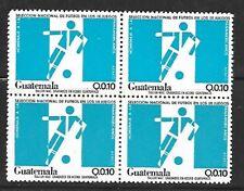 Guatemala: 1987; Scott C817 in B4, Games panamericans, MNH,  EBG033