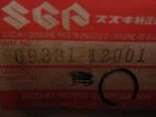 #KB NOS Suzuki Piston Pin Circlip LT 50 80 GT185 MT50 TC100 RM 60 80 09381-12001