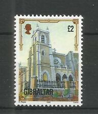 GIBRALTAR 1993 ARCHITECTURE HERITAGE £2.00 HIGH VALUE SG,706a U/MM N/H LOT 4521A