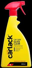 Carlack Glass and Window Cleaner 500mL German-Designed Premium Care