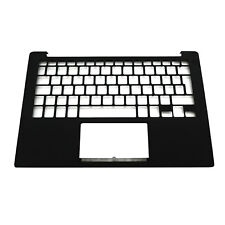 Black Palmrest Cover  Replacement  for DELL XPS 13 9350 9343 0DJ64X Latop