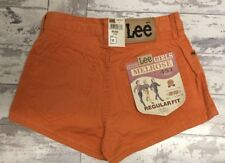 NEW WITH TAGS -LEE HIGH WAISTED SHORTS REGULAR FIT SIZE 10