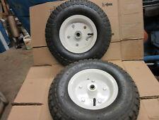 Tires & Wheels Lawn Cart, Dolly & Etc;