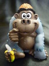 Cake Topper Figurine Figure Decoration Birthday Characters - GORILLA