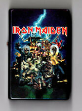 Iron Maiden Lighter Officially Licensed Best Of The Beast C & D Visionary 2005