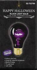 75 Watt Black Light Bulb Black Lamp Bulb Great Party Light -Halloween Party
