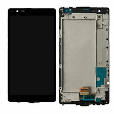 N LG X Power X3 K210 K450 US610 LS755 LCD Screen Touch Digitizer Display + Frame
