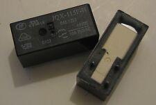 Relè JQX-115F-H HONGFA miniature high power relay 48VDC 250VAC 10A relais