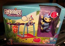 WowWee Fingerlings LIV & Her MONKEY BARS Authentic NEW IN BOX