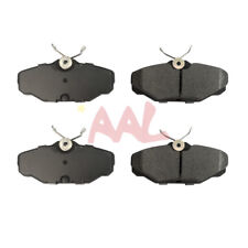 AAL Rear BRAKE PADS For 1995-1999 2000 2001 2002 LINCOLN CONTINENTAL (4 pcs)