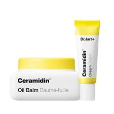 Dr.Jart+ New Ceramidin Oil Balm 20g + Cream 10ml  Special Edition Set