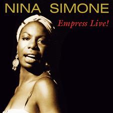 Nina Simone • Empress Live! CD 2006 Arts Records International •• NEW ••