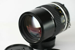 Nikon Nikkor 135mm F/2.8 Ai Telephoto Lens Nikon F Mount