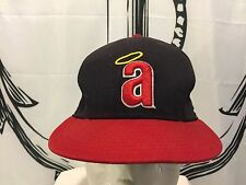 New Era 59FIFTY MLB Cooperstown LA California Anaheim Angels Hat Halo ONE SIZE