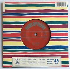"Beatles-Love Me Do-UK 50th anniversary Vinyl 7"" retirée MISPRESS/rappelé"