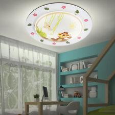 Lampe pour chambre d'enfant fille plafonnier SINGE OISEAU FIGURINE D'animal