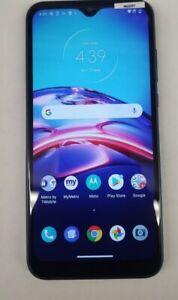 Motorola Moto E (2020) - 32GB - Midnight Blue METROPCS (Single SIM) FREE SHIPP